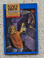 CAROLYN KEENE: VINTAGE Nancy Drew The Secret of Shady Glen #85