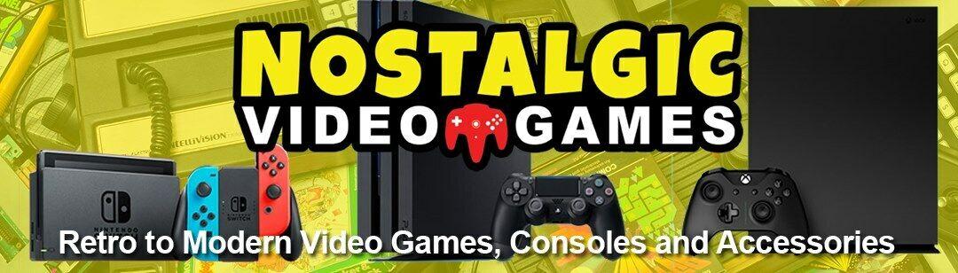 Nostalgic Video Games