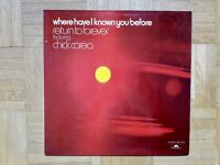 Return To Forever Featuring Chick Corea – Where Have I Known You Before lp