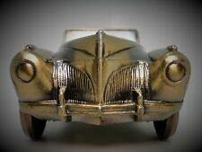 A 1940s Ford Lincoln Model Antique Vintage T Car 18 Metal 12 Bronze 43 GT 1 24