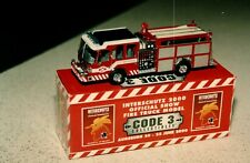 CODE 3 COLLECTIBLES FERRARA PUMPER - 12226 Interschutz 2000
