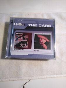 The Cars  2 X CD   Heartbeat City / The Cars