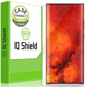 IQ Shield Screen Protector Compatible with Samsung Galaxy Note 20 Ultra (6.9 inc