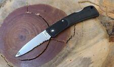 Vintage Schrade Lock Blade Pocket Knife SP 3 Made in USA - Great/Good - 533