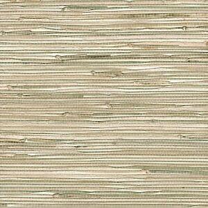 Real Natural Sea Grass Grasscloth Wallpaper 488-403 straw grass cloth 72 sq ft