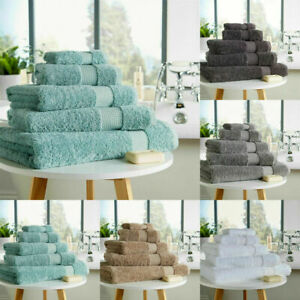 Luxury Miami LUXE Towels 700 GSM 100% Egyptian Cotton Hand, Bath, Bath Sheet XL