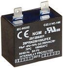 Genuine Frigidaire 297286801 Freezer Run Capacitor photo