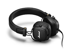 Marshall Major III Wired Headphone, Black