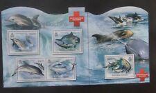 Solomon 2012 Dolphins  sheetlet MNH UM unmounted mint