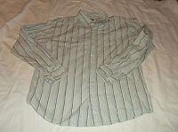 Men's BKE Buckle Regular Fit Long Sleeve Button Front Shirt Medium M 100% Cotton