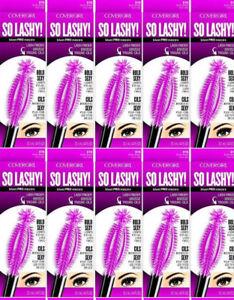 (10) Covergirl So Lashy! Blast Pro Mascara New & Sealed 810 - Black Brown