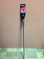 """Milwaukee Spline - 1/2""""x 22"""" x 27"""" 2 Cutter Hammer Bit - Catalog # 48-20-4053"""