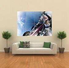 Lightning Final Fantasy Xiii Nuevo Gigante impresión arte cartel Imagen Pared G870