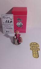 Figurine PIXI Spirou valises collection Franquin 450 exemplaires