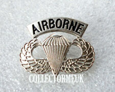 ZP61 Special Forces Paratrooper Airborne Wings Military pin badge Infantry Army