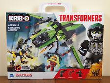 Kre-O Transformers Lockdown Air Raid Autobot Hound Sideswipe Kreo A6956 **NEW**