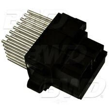 HVAC Blower Motor Resistor Front BWD RU1419