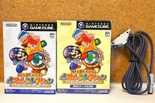 (In Stock) Nintendo Puzzle Collection GBA Cable Nintendo Gamecube GC Japan VG!!