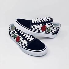 scarpe vans con le rose rosse