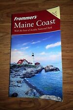 Frommer Maine Coast 1st Edition-Paper Back-2005