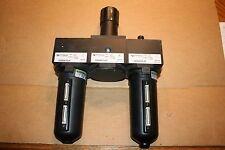 Jupiter Pneumatics 3 Piece Air Filter, Lubricator, Regulator Assembly, 16500075J