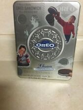 Oreo Cookies 20th Century 1999 Limited Edition Commemorative Metal Tin Vintage