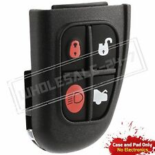 Replacement For 2002 2003 2004 2005 Jaguar X-Type X Type Key Fob Case Shell