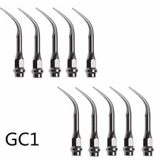10x Dental Scaling GC1 Perio Sickle Tips for KaVo PIEZO Lux Scaler Handpiece