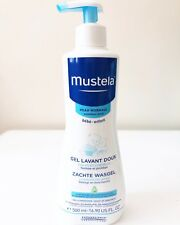 MUSTELA GENTLE CLEANSING GEL 500ml Baby Children Shampoo AUTHENTIC Fast Dispatch