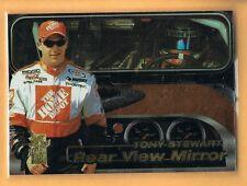 2000 Press Pass VIP Tony Stewart Rear View Mirror NASCAR