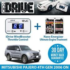 IDRIVE THROTTLE CONTROL - MITSUBISHI PAJERO 4TH GEN 2006 ON + NANO ENERGIZER AIO