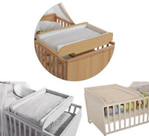 roba Wickelplatte Wickelauflage Auflage für Babybett Bett
