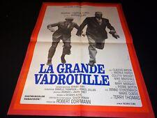 louis de funes bourvil LA GRANDE VADROUILLE  affiche cinema 1966