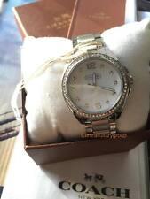 COACH 14501660 Tristen Women's Stainless Steel Bracelet Watch