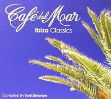 CAFE DEL MAR IBIZA CLASSICS  CD NEW+