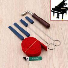 Piano Tuning Tools 6Pcs Piano Tuning Lever Tools Kit Mute Hammer DIY Piano Part