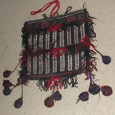 New listing Afghanistan Nomad Kuchi Cary Bag Tote Collectible Rug Persian Antique