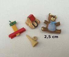 lot jouets,miniature maison de poupée,vitrine, beertje, jouet,jeu  *CL7