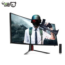 "Crossover 38WQ960 TYPE-C HDR 37.5"" Curved Gaming Monitor 75Hz 3840x1600 WQHD 21:"