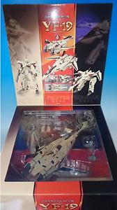 Macross Plus YF-19 Yamato 1/60 Perfect Trance Valkyrie Action Figure JP