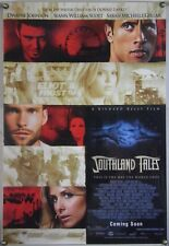 SOUTHLAND TALES DS ROLLED ORIG 1SH MOVIE POSTER DWAYNE JOHNSON (2007)