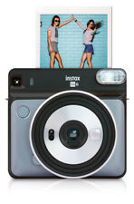Fuji Instax Square SQ6 Graphite Grey Instant Camera