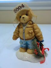 "Cherished Teddies "" Knut "" Figurine In Box"
