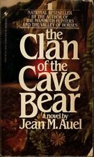 The Clan of the Cave Bear by Jean M. Auel (Earth's Children #1) (1989 PB) CC1189