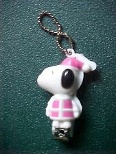 Peanuts Snoopy Nail Clippers & Keychain #2