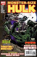 Hulk Monster Size Special #1 Comic Book Marvel 2008