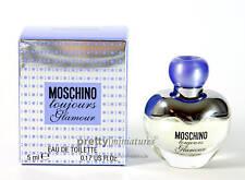 ღ Toujours Glamour - Moschino -  Miniatur EDT 5ml