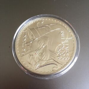 GB ROYAL MINT £2 BRITANNIA 1OZ 2003 SILVER COIN SUPERB QUALITY IN CAPSULE