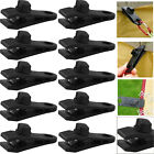 10 Pcs Heavy Duty Tarp Clips Clamps Great for Camping Canopies Tents Canvas US