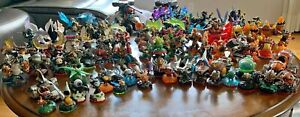Skylanders, Superchargers and Giants, Swap Force, Trap, & More! (+100)